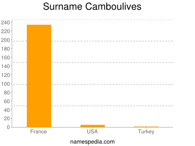 Surname Camboulives