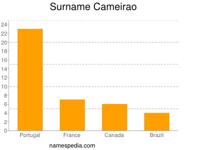 Surname Cameirao