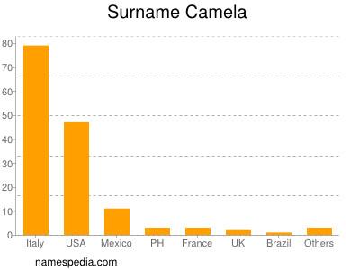 Surname Camela
