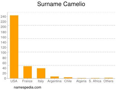 Surname Camelio