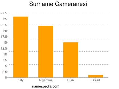 Surname Cameranesi