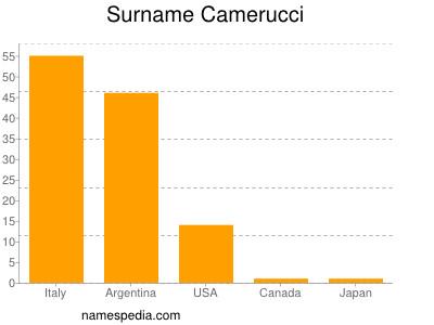 Surname Camerucci