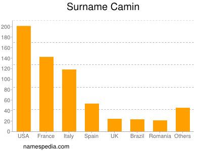 Surname Camin