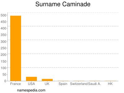 Surname Caminade
