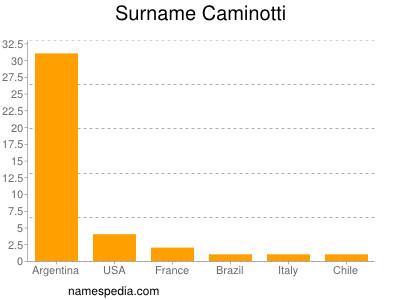 Surname Caminotti