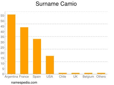 Surname Camio