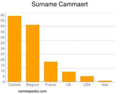 Surname Cammaert