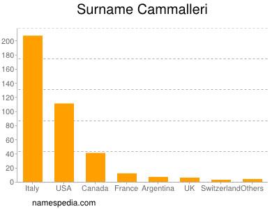 Surname Cammalleri
