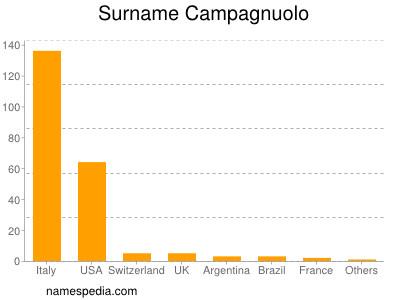 Surname Campagnuolo