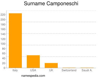 Surname Camponeschi
