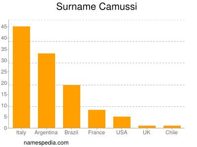 Surname Camussi