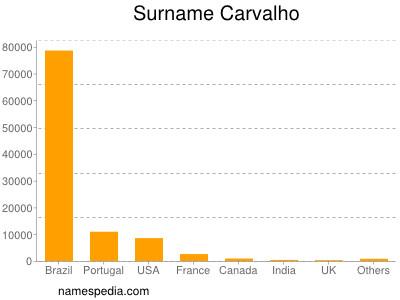 Surname Carvalho