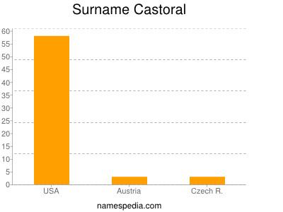 Surname Castoral