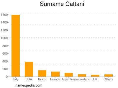 Surname Cattani