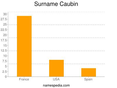 Surname Caubin