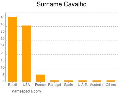 Surname Cavalho
