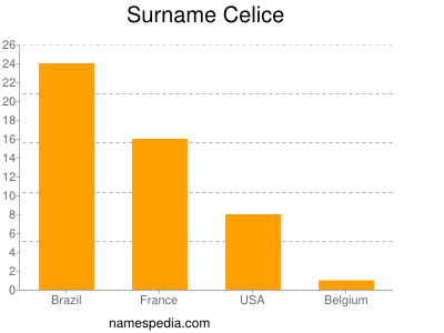 Surname Celice