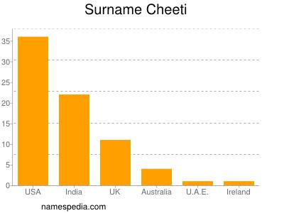 Surname Cheeti