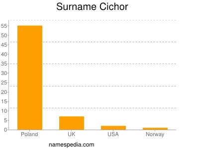 Surname Cichor