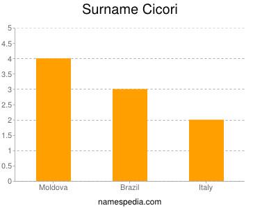 Surname Cicori