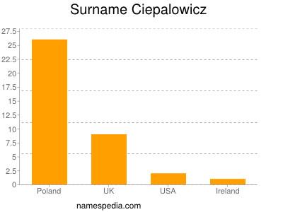 Surname Ciepalowicz