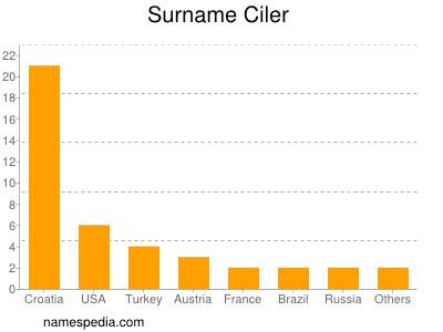 Surname Ciler