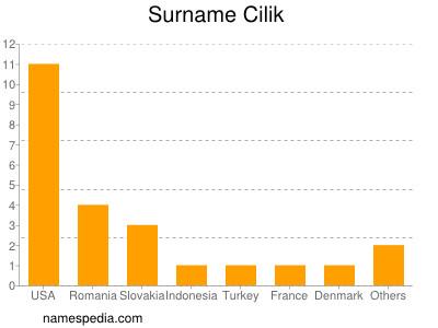 Surname Cilik