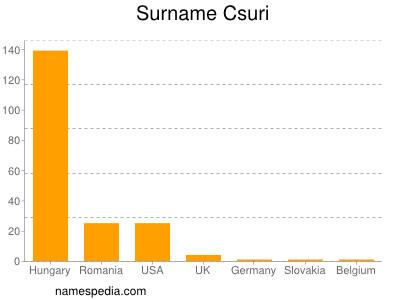 Surname Csuri