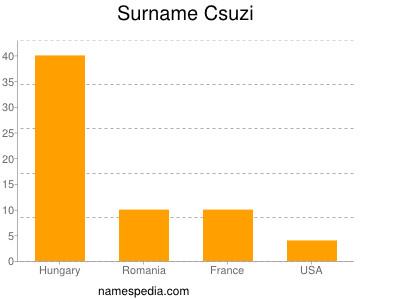 Surname Csuzi