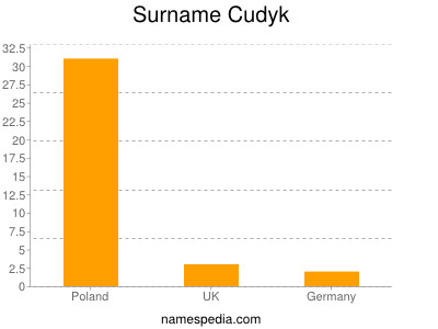 Surname Cudyk