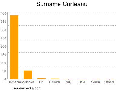 Surname Curteanu
