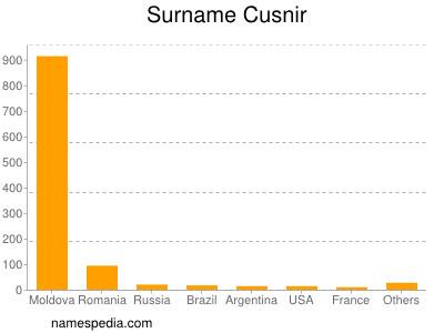 Surname Cusnir