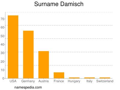 Surname Damisch