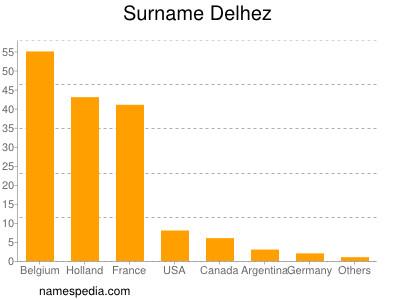Surname Delhez