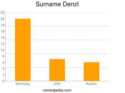 Surname Denzl