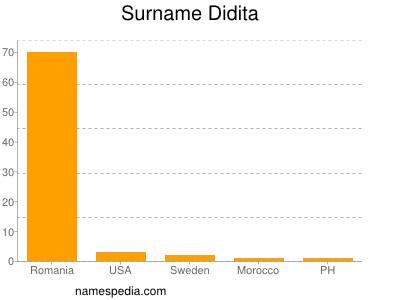 Surname Didita