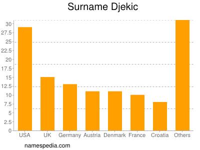 Surname Djekic