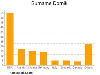 Surname Dornik