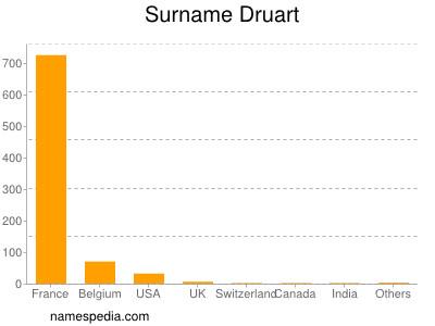 Surname Druart