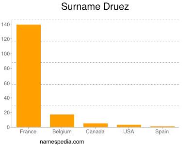 Surname Druez