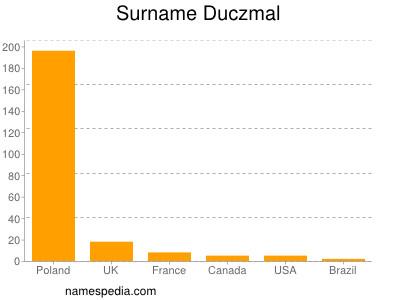Surname Duczmal