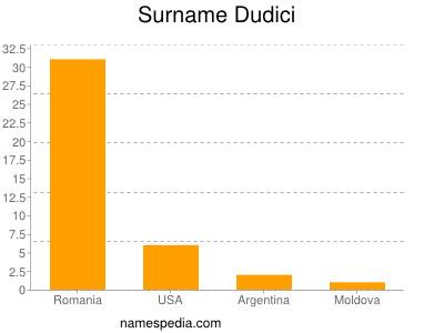 Surname Dudici