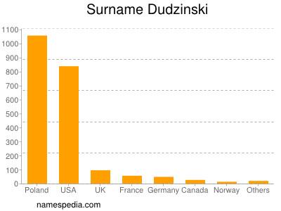 Surname Dudzinski
