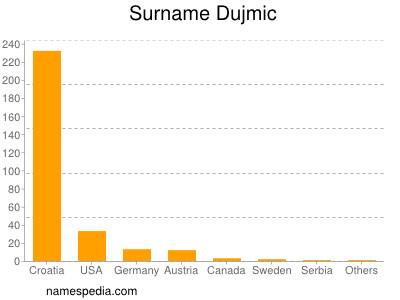 Surname Dujmic