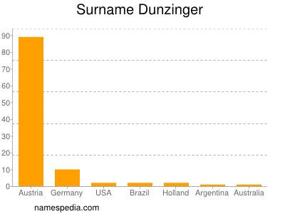 Surname Dunzinger