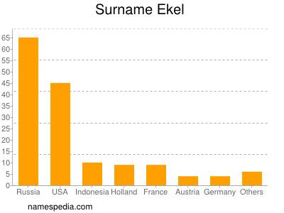 Surname Ekel