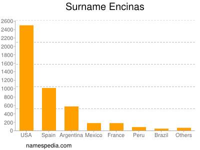 Surname Encinas