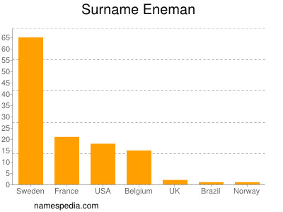 Surname Eneman