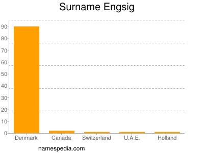 Surname Engsig