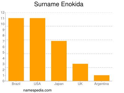 Surname Enokida